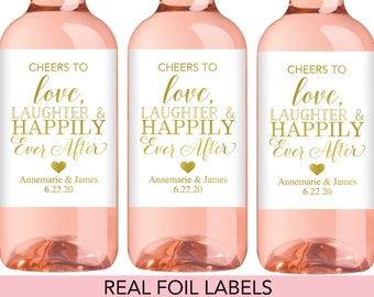 picture regarding Free Printable Wine Tags for Bridal Shower named Mini wine label Etsy