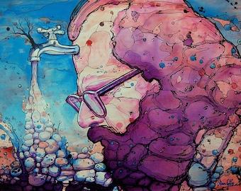 "Allen Ginsberg - ""Phanopoeia - Mind Is Shapely, Art Is Shapely"""