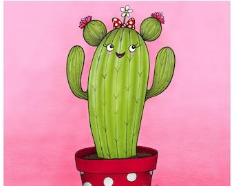 Polka Dot Cactus