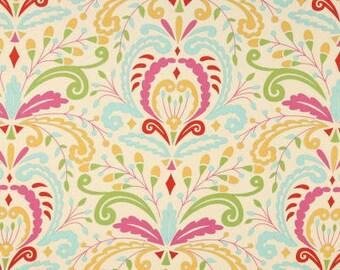 25002 Dena Designs Kumari Garden Sujata  in pink  - 1/2 yard