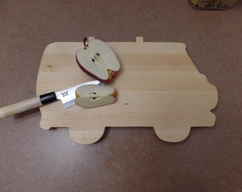 Scooby Doo Van cutting board