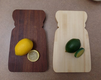 Salt and pepper shaker Collectors Cutting boards (201522)