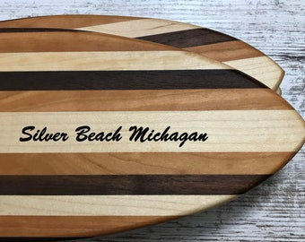 Surf's up !! personalized Surfboard multi-use board
