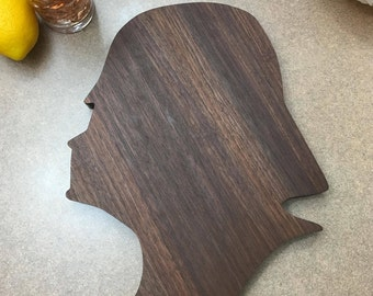 Great Gift!!!!  Darth Vader Cutting Board