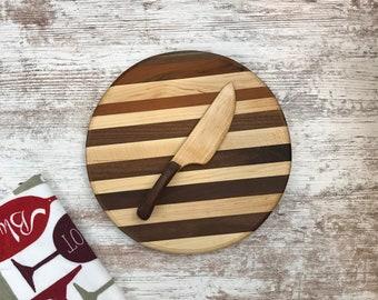 Knife board combo