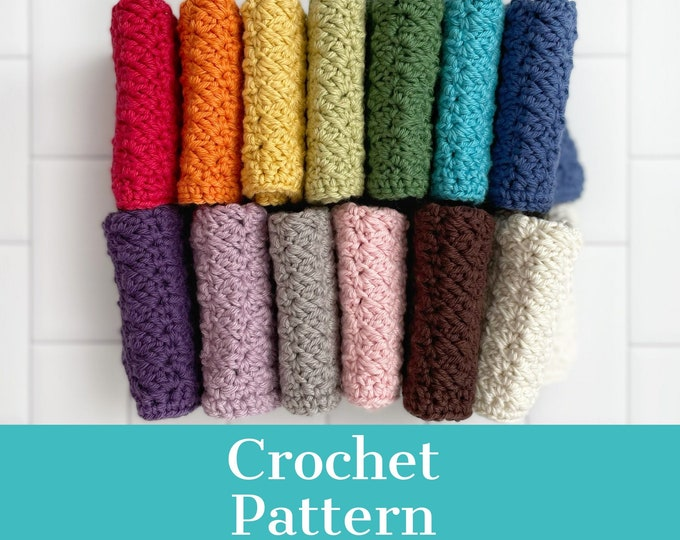 Simple Washcloth Pattern