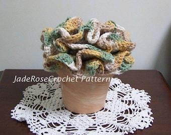 Crochet Doily Pattern, Flower Doily Crochet Pattern, Trivet Crochet Pattern, Potholder Crochet Pattern PDF505