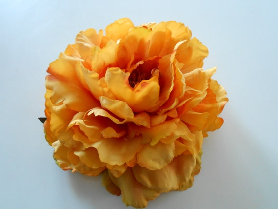 Gold silk peony silk flower artificial peony silk peony diy gold silk peony silk flower artificial peony silk peony diy flower fake flowers yellowgold silk flower hair flowers mightylinksfo
