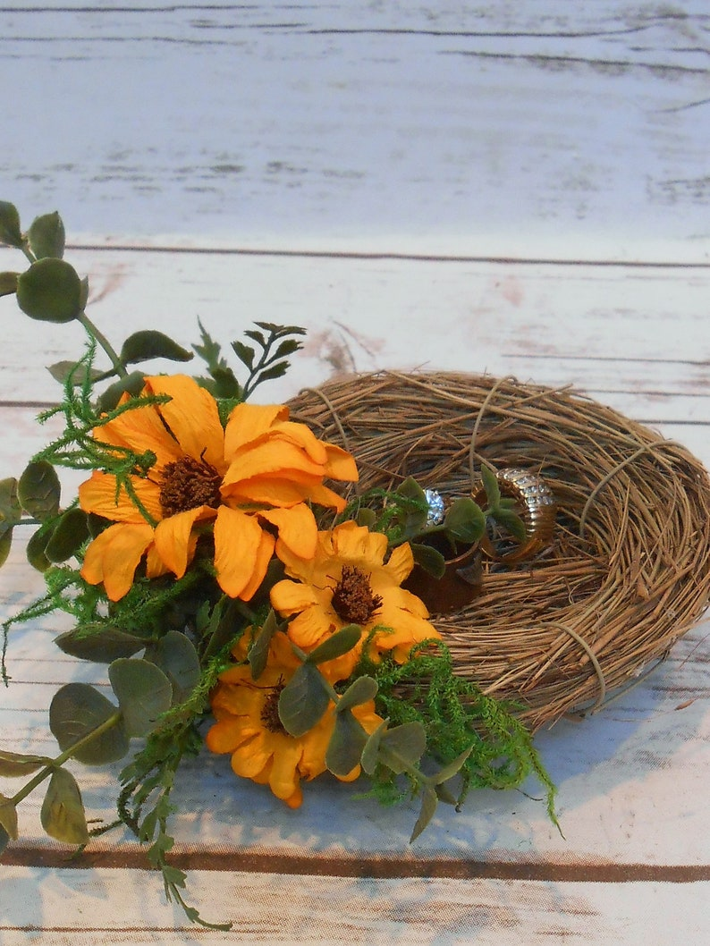 Image result for sunflower nest