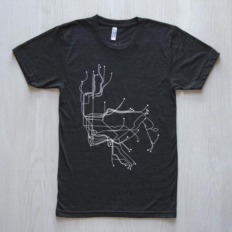 NYC T-Shirt  Black/White image 0