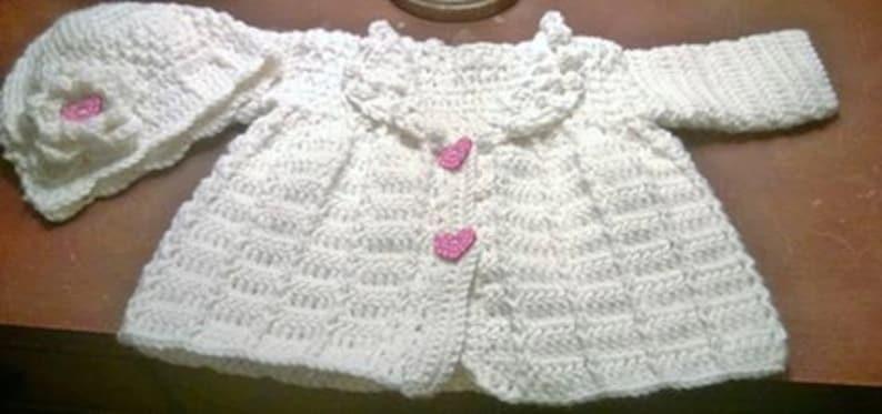 Sweet baby sweater
