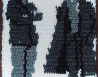PDF Patterns: Shades of Sherlock, 2x2 AND 3x5