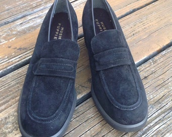 3f13c9b1b8be6 Size 10 black loafer   Etsy