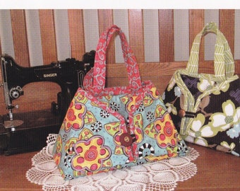 Sewing Pattern - Iron Tote and Pad, Caddy Pad - includes heat resistant fabric by Sister's Common