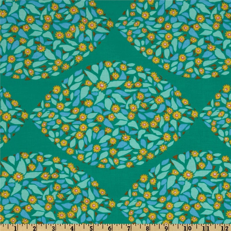 WIDE LAMINATED cotton fabric sold continuous by the half image 0