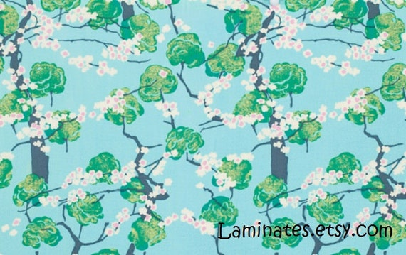 18 X 20 Laminated Cotton Fabric Similar To Oilcloth Amy Etsy