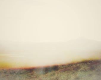 Abstract Minimalist Desert Landscape #22