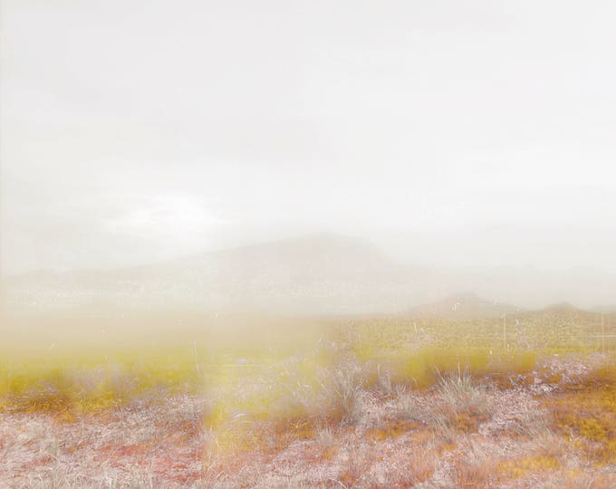 Abstract Desert Landscape Photography Becoming, #52