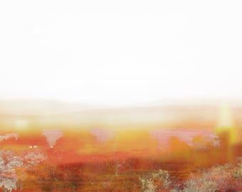 Abstracted Desert Landscape 11