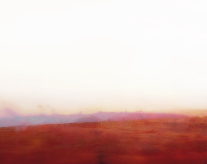 Abstract Desert Landscape Photography The Last Moment, Sea Surrender 13