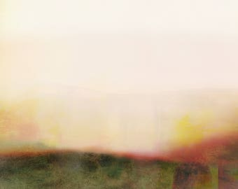 Abstract New Mexico Desert Landscape #19