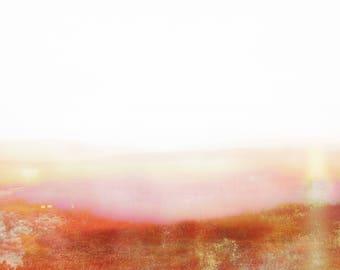 Abstract Desert Landscape 05
