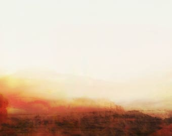 Abstract Desert Landscape 09