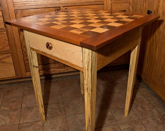 Chess table   Etsy