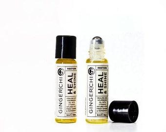 Heal & Shine Roll On Lip Oil .16oz/5ml