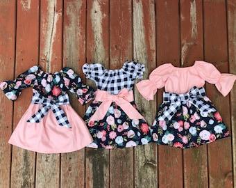03f4530528f5a Sister dresses | Etsy