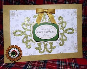 Sending Christmas Cheer 2016