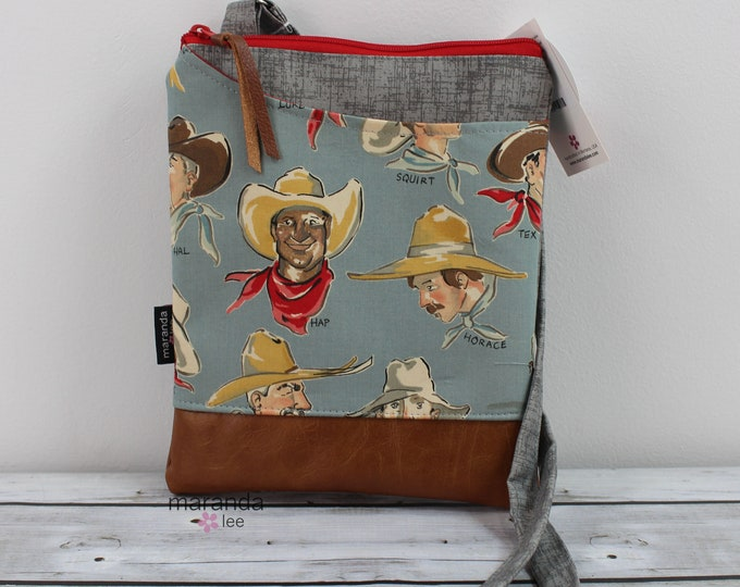 ZOE Messenger Horse Stampede READY to SHIp