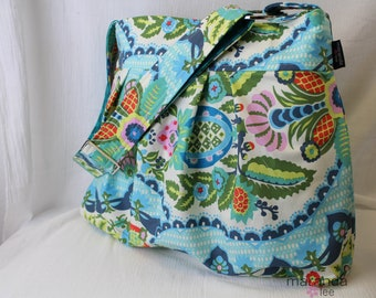 Emma Large Messenger in Harriets Kitchen READY to SHIP