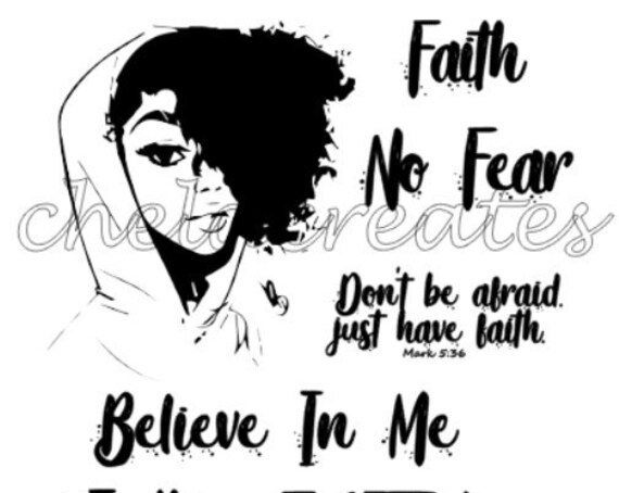 Faith NO Fear