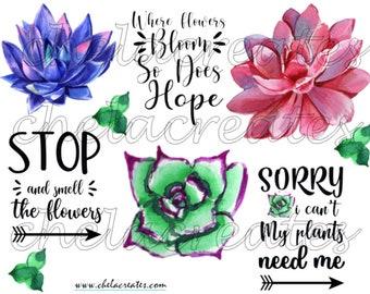 Where Flowers Bloom so does Hope Printable