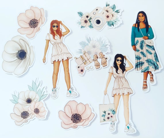 Floral Girls
