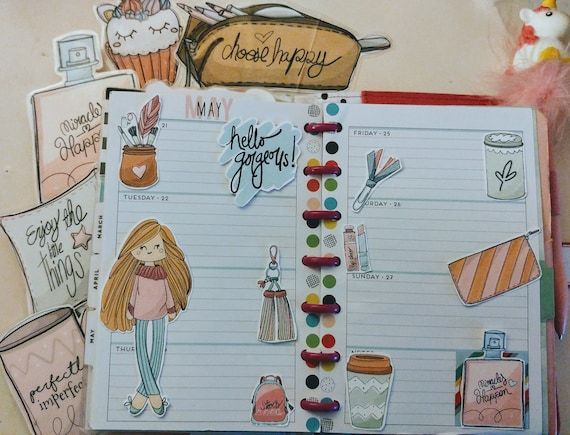 Hello Gorgeous ...Planner Stickers