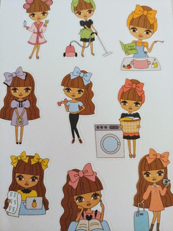 Mini Chores Belle