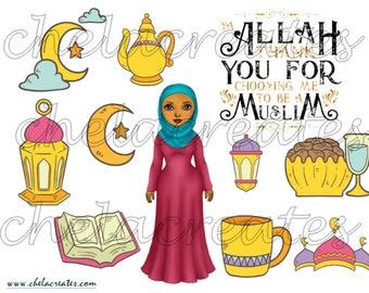Ramadan 2021 Grateful DS....Printable