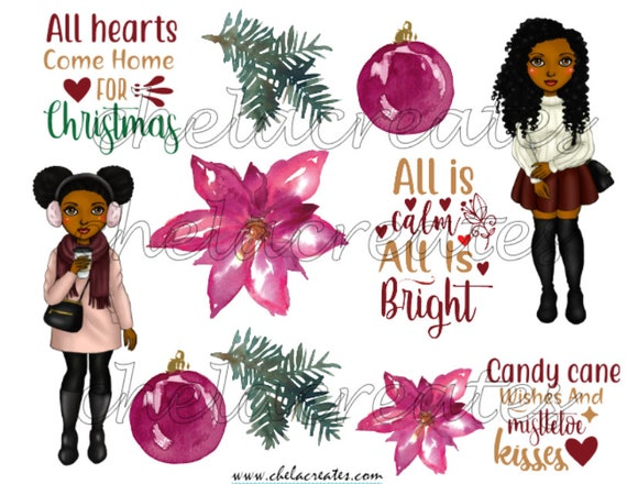 All is Calm Holiday ....Printable
