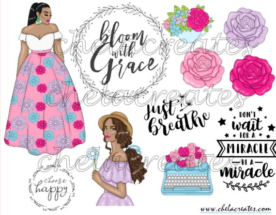 Bloom with Grace Printable