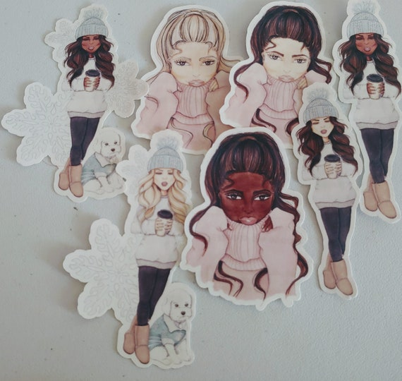Warm and Cozy Dolls