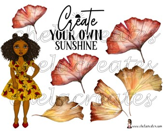 Create Your Own Sunshine extra large stickers