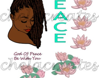 God of Peace Be With You