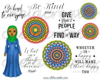 Be Kind...Printable