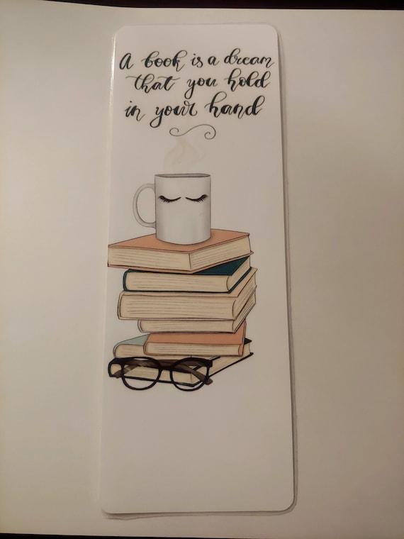 Book Stack Bookmarker