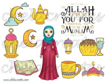 Ramadan 2021 Grateful....Printable