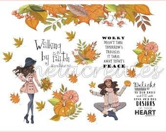 Walk By Faith.... Print and Cut