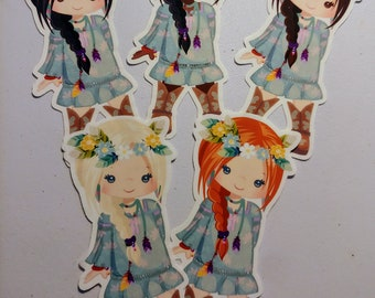 Bohemian Dolls