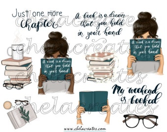 I'm Booked Reading Printable Includes Chelacreates Book Challenge